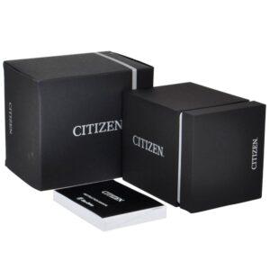 """Orologio Citizen Uomo Cronografo Eco-Drive """"Crono Sport"""" CA4486-82X"""