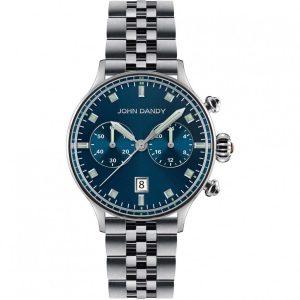 Orologio John Dandy Unisex Cronografo JD-2573L/04M