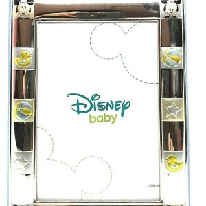 """Cornice Portafoto Valenti Argenti Disney """"Baby Michey Mouse"""" 138DN 3C"""