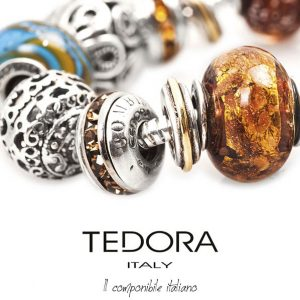 Beads Tedora Elemento Componibile Donna BV 336