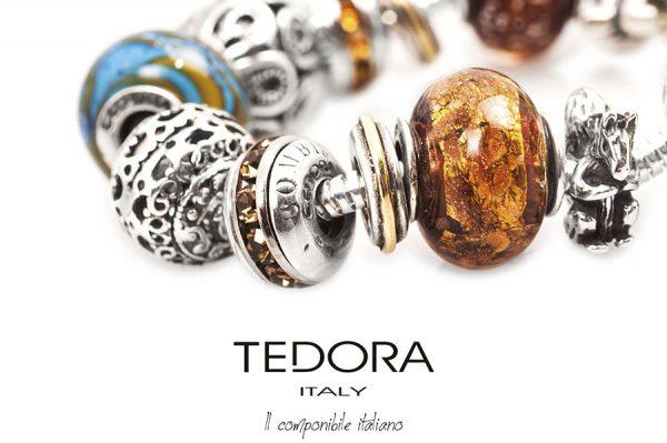 Beads Tedora's Donna Bracciale Componibile Colours RZ 009_4/F