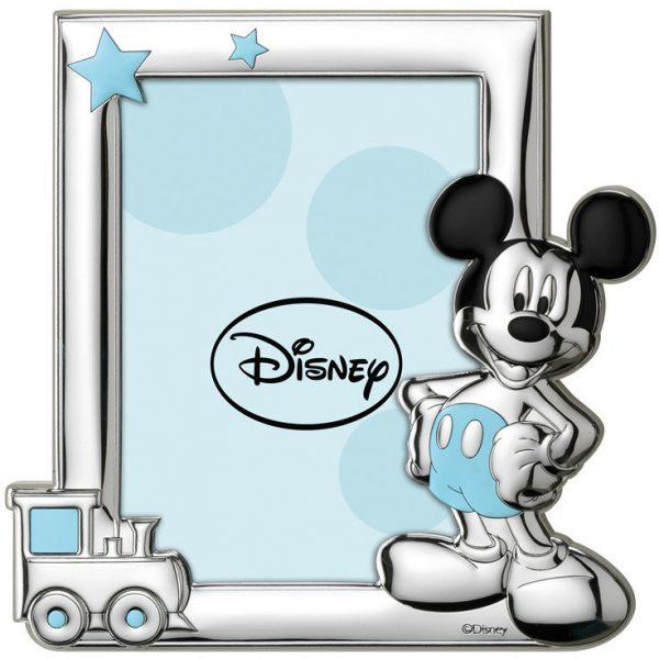 """Cornice Portafoto Valenti Argenti Disney """"Michey Mouse"""" D102 4LC 15X18"""