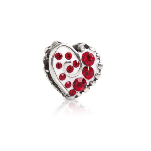 Beads Tedora Bracciale Componibile Donna Hearts And Love SV 001