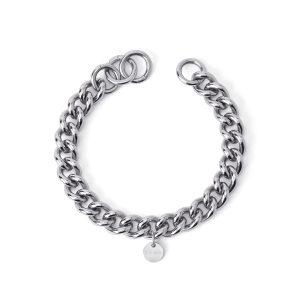 "Bracciale 2Jewels ""Lock 'N' Chain"" Groumette Componibile Donna 232273"