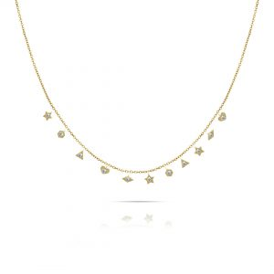 """Collana Ops! Objects Donna """"Precious"""" OPSCL-702"""