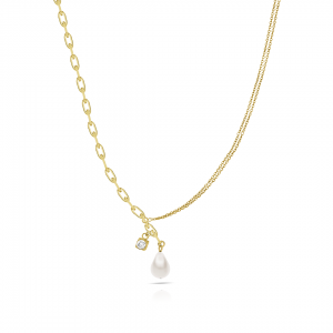 """Collana Ops! Objects Donna """"Pearl"""" OPSCL-724"""